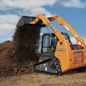 TR270 COMPACT TRACK LOADER
